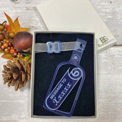 Personalised Message To...Gift